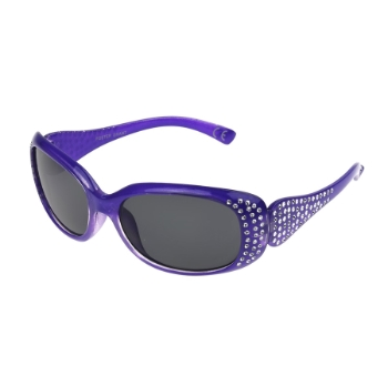 Anarchy Jolie Purple Sunglasses
