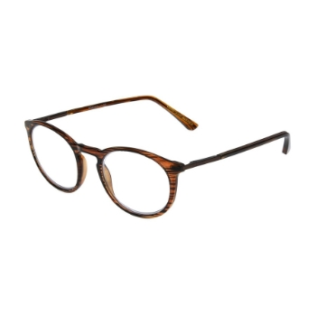 Anarchy McKay Brown Eyeglasses