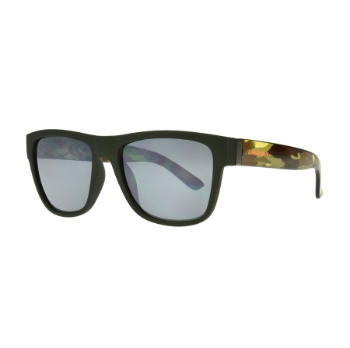 Anarchy Omen Green Sunglasses