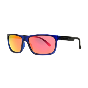 Anarchy Peril Blue Sunglasses