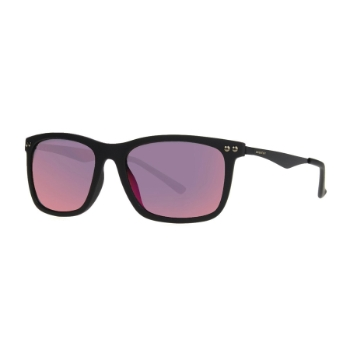 Anarchy Regi Matte Black Sunglasses