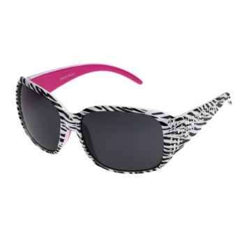 Anarchy Sadie White Sunglasses