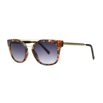 Anarchy Severine Brown Sunglasses