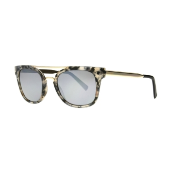 Anarchy Severine White Sunglasses