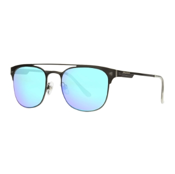 Anarchy Snitch Gunmetal Mirrored Sunglasses