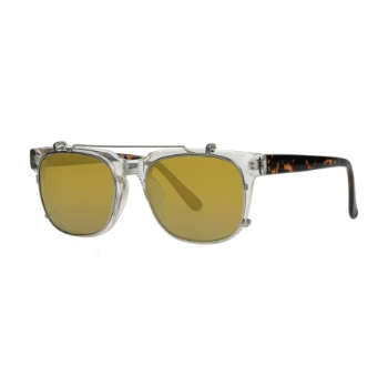 Anarchy Unify Clear Sunglasses