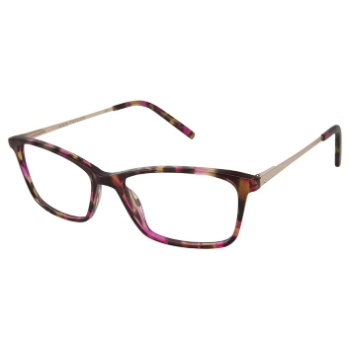 Ann Taylor Womens ATP005 Eyeglasses