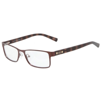 2c55b0572d7 Custom Clip-On Eligible Armani Exchange Eyeglasses