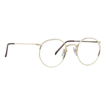 Legendary Looks Art-Bilt 100M Monoblock Eyeglasses
