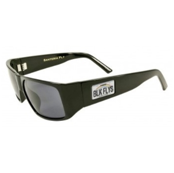 Black Flys Santeria Fly/ Hawaii Plate Sunglasses