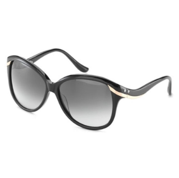 Converse Black Canvas Birdie Sunglasses