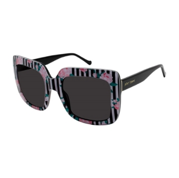 Betsey Johnson Bed of Rose Sunglasses