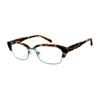 Betsey Johnson Geek Eyeglasses