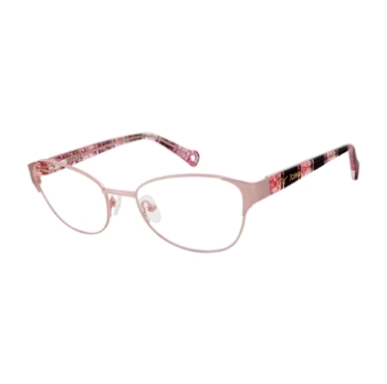 06818f64865 Betsey Johnson Glitz Eyeglasses