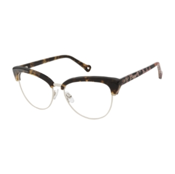 Betsey Johnson Punch Eyeglasses