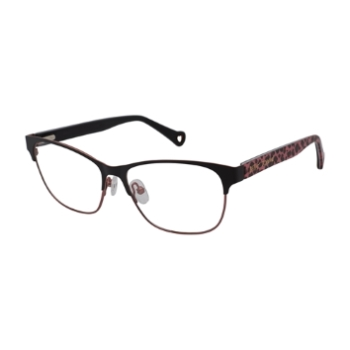 Betsey Johnson Sweet Nothing Eyeglasses
