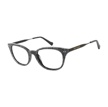 Betsey Johnson Bisous Bisous Eyeglasses