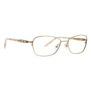 22b85a698b8 Badgley Mischka Clarette Eyeglasses