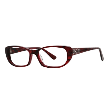 Badgley Mischka Justine Eyeglasses