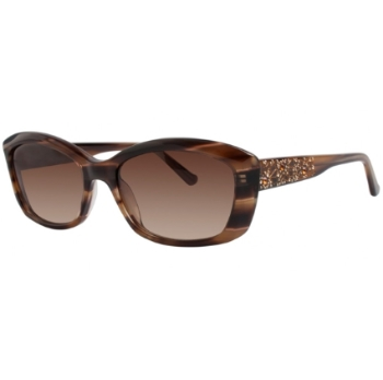 Badgley Mischka LaChantalle Sunglasses