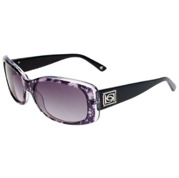 Bebe BB7089 Getta Man Sunglasses
