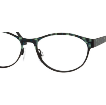 Bellagio B877 Eyeglasses