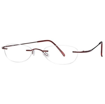 Invincilites Invincilites Beta Bordeaux Eyeglasses