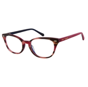 Betsey Johnson Hipster Eyeglasses