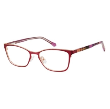 Betsey Johnson Squad Eyeglasses