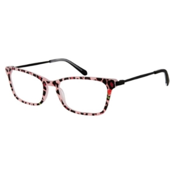cfcc0051041 Betsey Johnson Tee Hee Eyeglasses