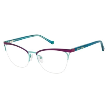 Betsey Johnson Drama Eyeglasses
