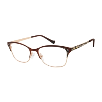 Betsey Johnson Free Spirit Eyeglasses