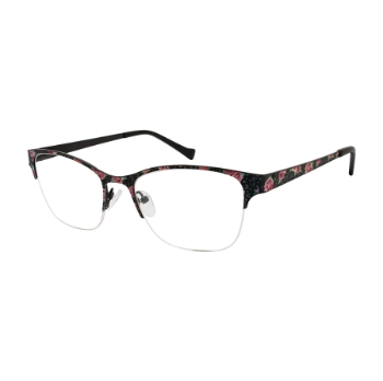Betsey Johnson Gypsy Rose Eyeglasses