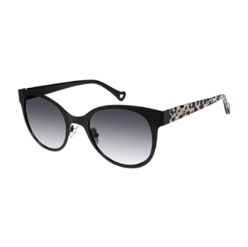 Betsey Johnson Graceful Goddess Sunglasses