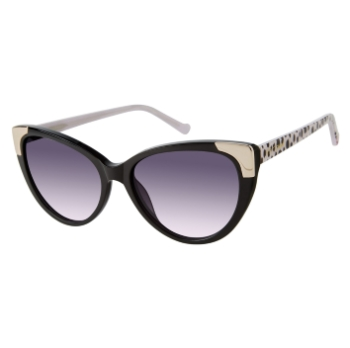Betsey Johnson Going Steady Sunglasses