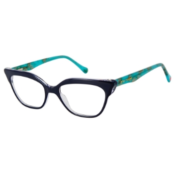 Betsey Johnson Eye Candy Eyeglasses
