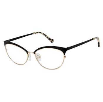 Betsey Johnson Fox Eyeglasses