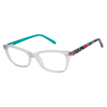 Betsey Johnson Wink Eyeglasses