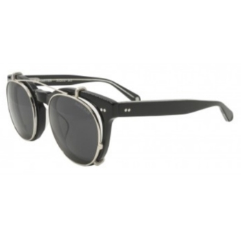 Black Flys FLY CARTER CLIP ON SUNGLASS Eyeglasses