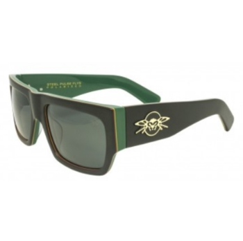 Black Flys STEEL PULSE FLYS COLLAB Sunglasses
