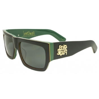 Black Flys STEEL PULSE FLYS COLLAB POLARIZED Sunglasses