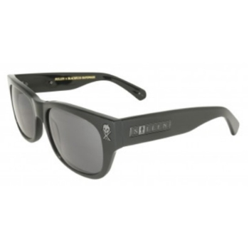 Black Flys SULLEN FLY 2 BLACK CHROME COLLAB POLARIZED Sunglasses