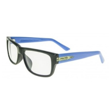 Black Flys Mc Fly Web Only Eyeglasses