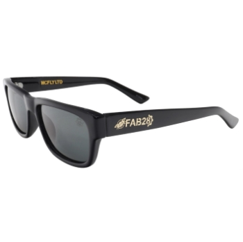 Black Flys FAB 28 MC FLY COLLABORATION Sunglasses