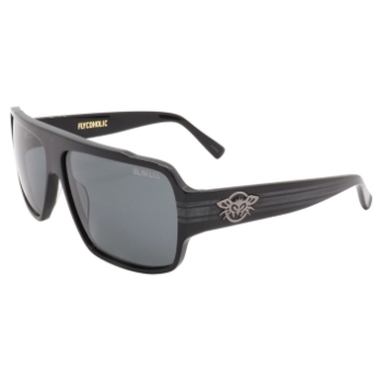 Black Flys FLYCOHOLIC Sunglasses