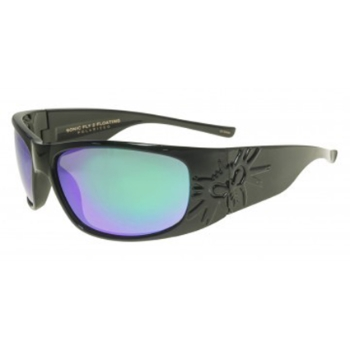 Black Flys SONIC FLY 2 FLOATING POLARIZED Sunglasses