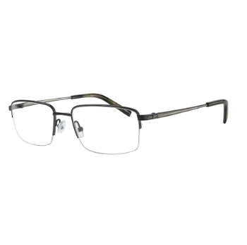 Bulova Twist Titanium Benin City Eyeglasses