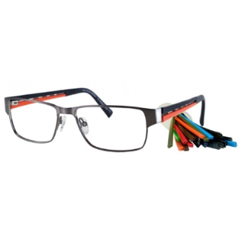 Bulova Interchangeables Trunk Eyeglasses