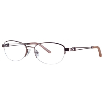 Bulova Twist Titanium Brielle Eyeglasses