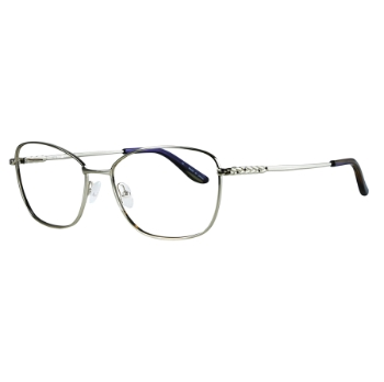 Bulova Twist Titanium Orchard Beach Eyeglasses